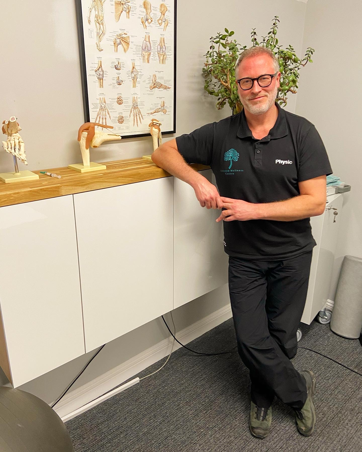 Ian Andrews - Senior Physio at Oakwood Physiotherapy